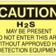 H2S gasdetectie