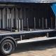 Aluflex schuifzeil systeem en Multisave ladingvastzetsysteem MCB trailer