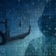 Hacker-inbraak-bestelwagen