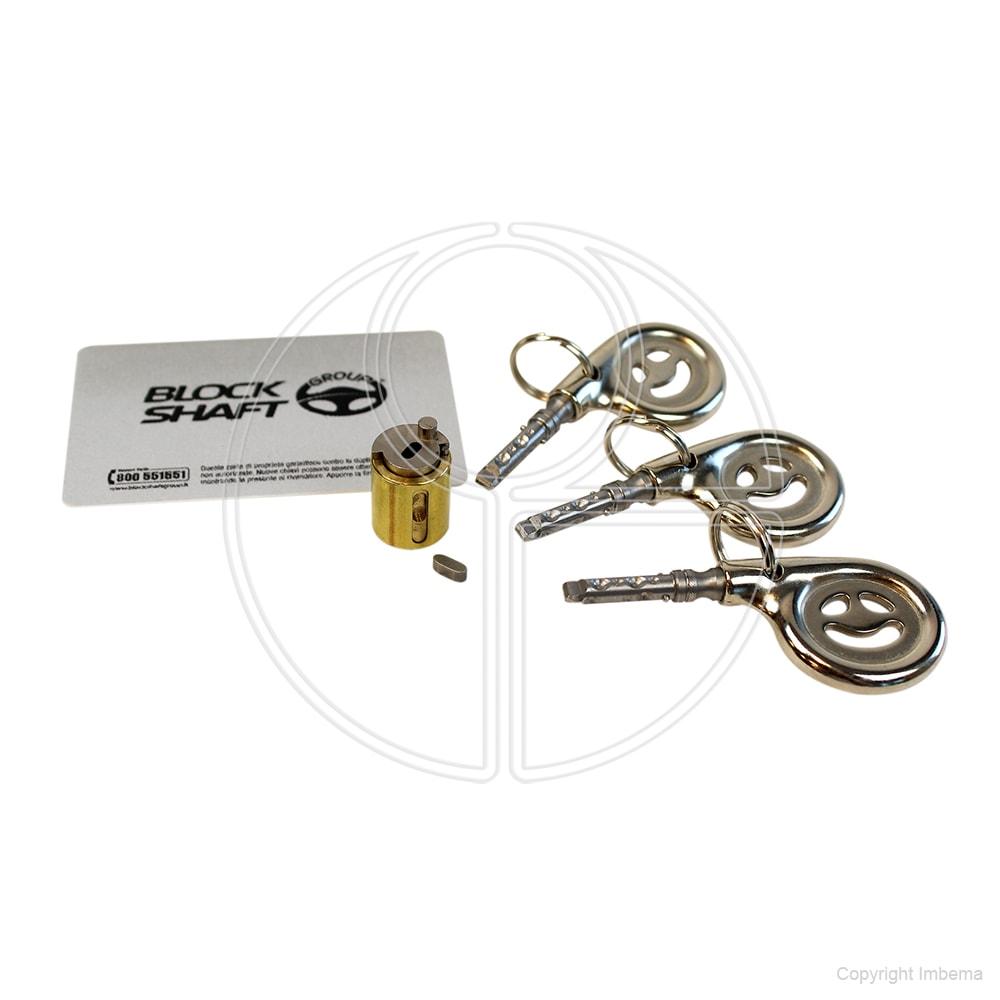 Gatelock Van Large vervangingscilinder