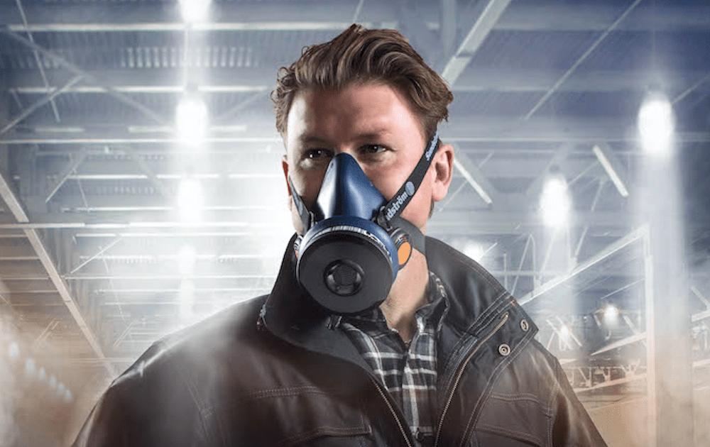 Sundstrom halfmasker adembescherming