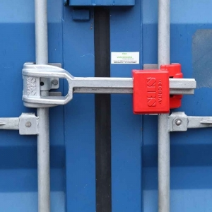 SBS Cobra container lock - container security